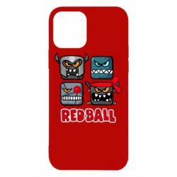 Чохол для iPhone 12/12 Pro Red ball heroes