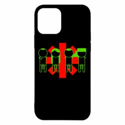 Чохол для iPhone 12/12 Pro Red Hot Chili Peppers Group