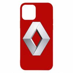 Чохол для iPhone 12/12 Pro Renault Logo