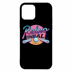 Чехол для iPhone 12/12 Pro Retro pinball