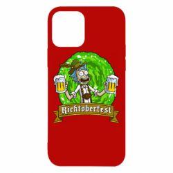 Чехол для iPhone 12/12 Pro Ricktoberfest