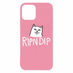 Чохол для iPhone 12/12 Pro Ripndip and cat