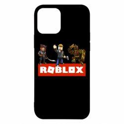 Чехол для iPhone 12/12 Pro Roblox Heroes