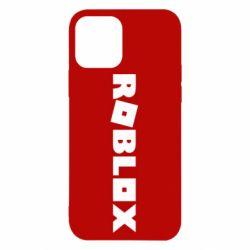Чехол для iPhone 12/12 Pro Roblox inscription