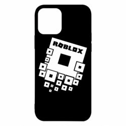 Чехол для iPhone 12/12 Pro Roblox logos
