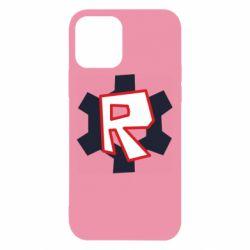 Чохол для iPhone 12/12 Pro Roblox mini logo