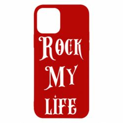 Чехол для iPhone 12/12 Pro Rock my life