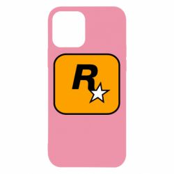 Чохол для iPhone 12/12 Pro Rockstar Games logo