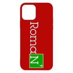 Чехол для iPhone 12/12 Pro Roman