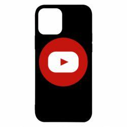 Чохол для iPhone 12/12 Pro Round logo
