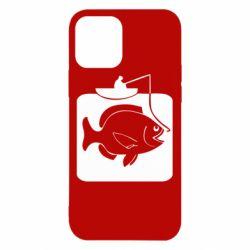 Чохол для iPhone 12 Риба на гачку
