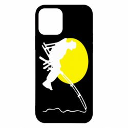 Чехол для iPhone 12/12 Pro Рыбак