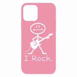 Чохол для iPhone 12/12 Pro З гітарою