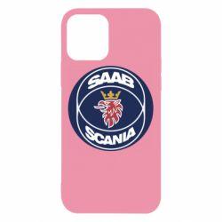 Чехол для iPhone 12/12 Pro SAAB Scania