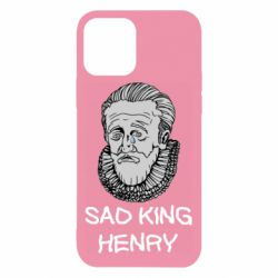 Чехол для iPhone 12/12 Pro Sad king henry
