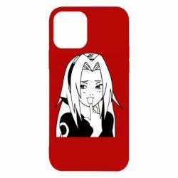 Чехол для iPhone 12/12 Pro Sakura girl
