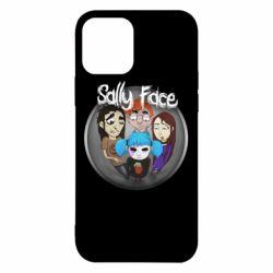Чехол для iPhone 12/12 Pro Sally face soundtrack