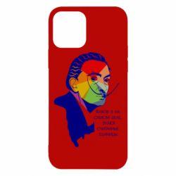 Чохол для iPhone 12/12 Pro Salvador Dalí, the ARTIST