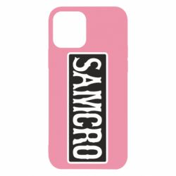 Чохол для iPhone 12/12 Pro Samcro Oroginal Logo
