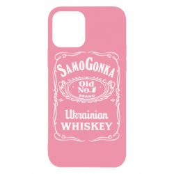 Чохол для iPhone 12/12 Pro SamoGonka (Jack daniel's)