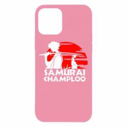 Чохол для iPhone 12/12 Pro Samurai Champloo