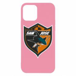 Чохол для iPhone 12/12 Pro San Jose Sharks