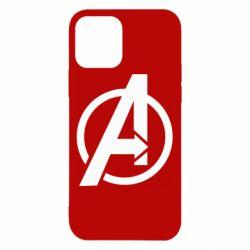 Чохол для iPhone 12/12 Pro Сaptain Аmerica logo