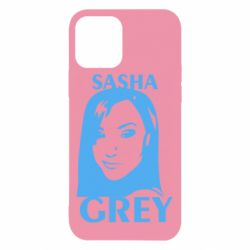 Чохол для iPhone 12/12 Pro Sasha Grey