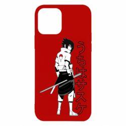 Чохол для iPhone 12/12 Pro Sasuke Art