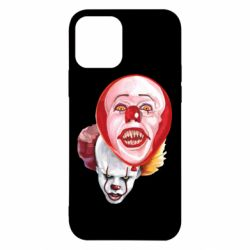 Чохол для iPhone 12/12 Pro Scary Clown