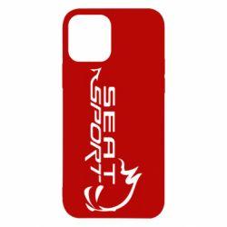 Чехол для iPhone 12/12 Pro SEAT SPORT