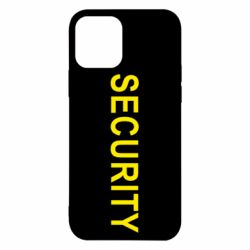 Чехол для iPhone 12/12 Pro Security