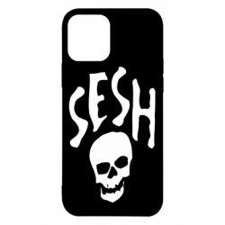 Чехол для iPhone 12/12 Pro Sesh skull