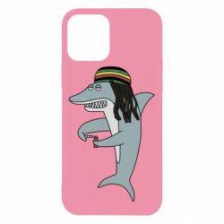 Чохол для iPhone 12/12 Pro Shark Rastaman