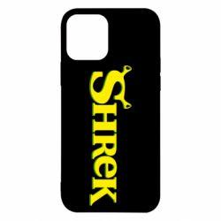 Чехол для iPhone 12/12 Pro Shrek