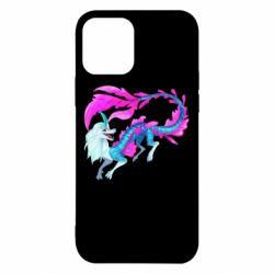 Чохол для iPhone 12/12 Pro Sisu Water Dragon