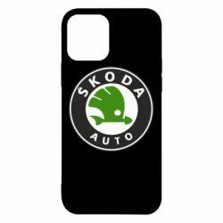 Чохол для iPhone 12/12 Pro Skoda Auto