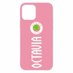 Чехол для iPhone 12/12 Pro Skoda Octavia