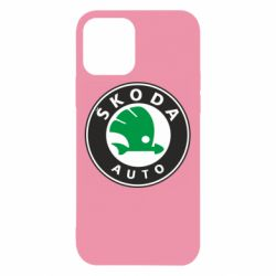 Чохол для iPhone 12/12 Pro Skoda Small