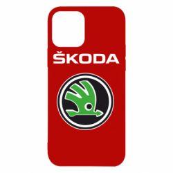 Чехол для iPhone 12/12 Pro Skoda