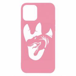Чехол для iPhone 12/12 Pro След динозавра