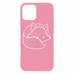 Чохол для iPhone 12/12 Pro Sleeping fox