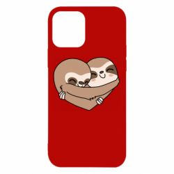 Чохол для iPhone 12/12 Pro Sloth lovers
