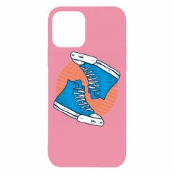 Чехол для iPhone 12/12 Pro Snickers shoes