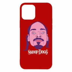 Чехол для iPhone 12/12 Pro Snoop Dogg