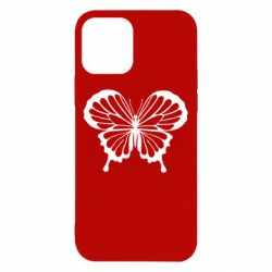 Чехол для iPhone 12/12 Pro Soft butterfly