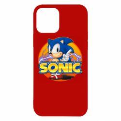Чохол для iPhone 12 Sonic lightning