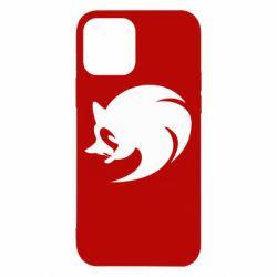 Чехол для iPhone 12/12 Pro Sonic logo