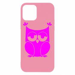 Чехол для iPhone 12 Сова