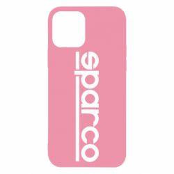 Чехол для iPhone 12/12 Pro Sparco